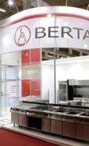 Berta Cozinhas Industriais na FIPAN 2012