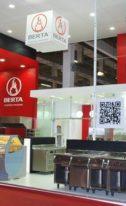 Berta Cozinhas Industriais participa da 29ª Edição da Fispal Food Service