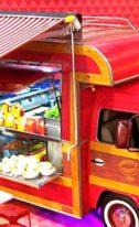 Berta Cozinhas e seus equipamentos de food truck na Globo