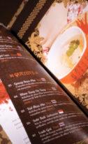 O Cardápio é mais que uma lista de itens do restaurante