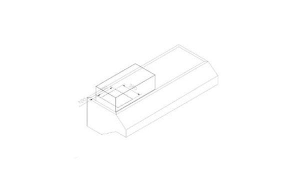 Coifa Modelo Clean Air Com Hidro Filtro
