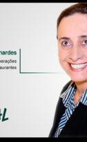 Luciana Bernardes comprova excelência da Berta Cozinhas Industriais