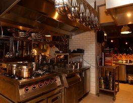 Aprenda como montar uma cozinha industrial