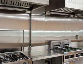 Projeto de cozinha para o seu restaurante
